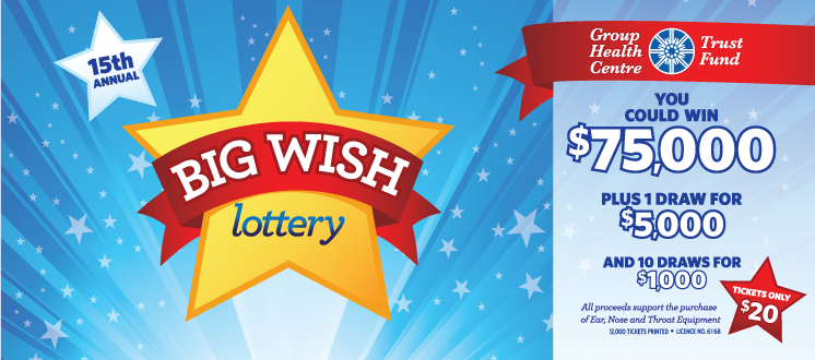 Big Wish Lottery